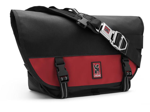 Chrome Mini Metro Sac, black/red